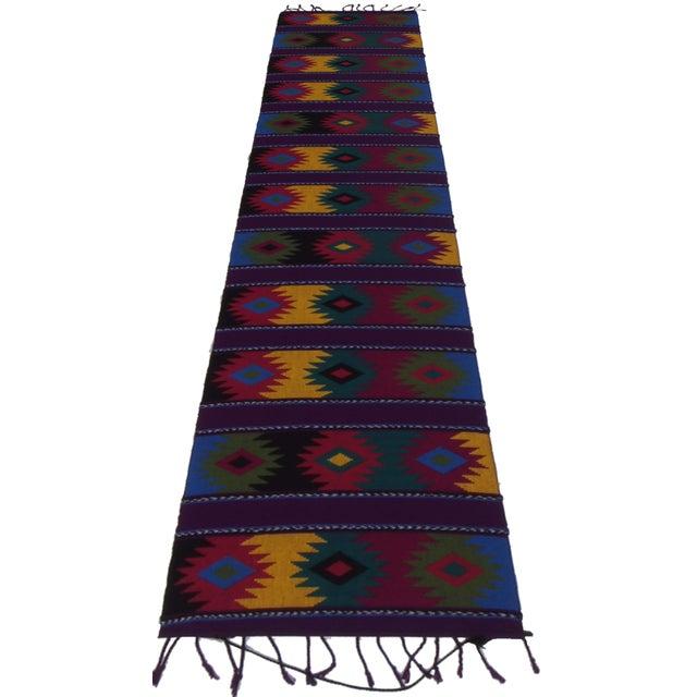 Mexican Rug History: RugsinDallas Vintage Mexican Kilim Rug