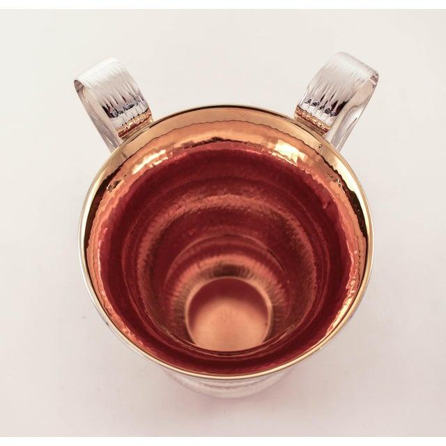 Modern Sterling N'tillah Cup For Sale - Image 3 of 9
