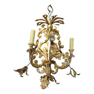 17th Century Venetian Chandelier For Sale