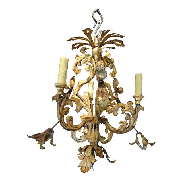 17th Century Venetian Chandelier For Sale