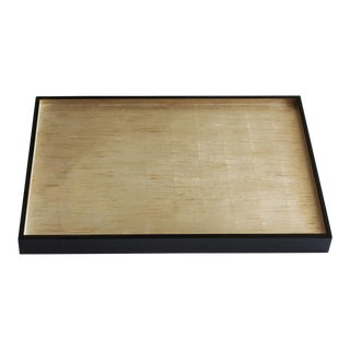 Large Silver Leaf Windsor Tray For Sale