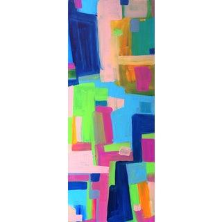 'KALEiDOSCOPE' Original Abstract Painting by Linnea Heide