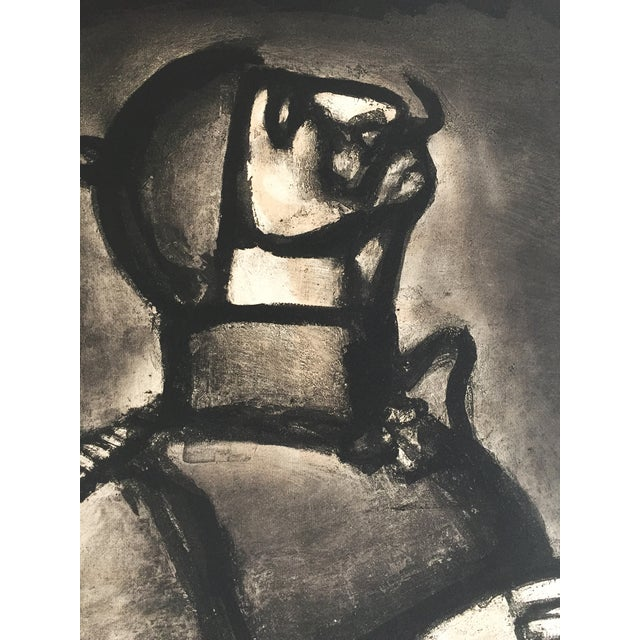 Original Aquatint by Georges Rouault - Image 3 of 5