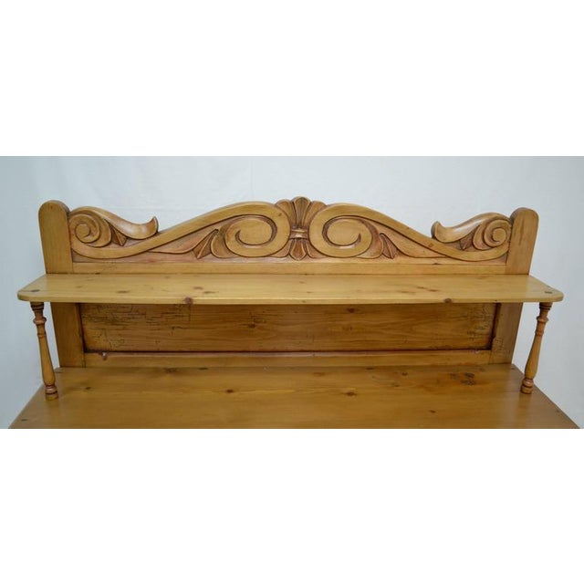 Pine and Beech Chiffonier For Sale - Image 4 of 10
