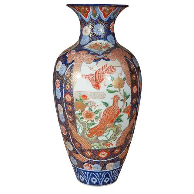 19th Century Japanese Imari Vase For Sale - Image 10 of 10
