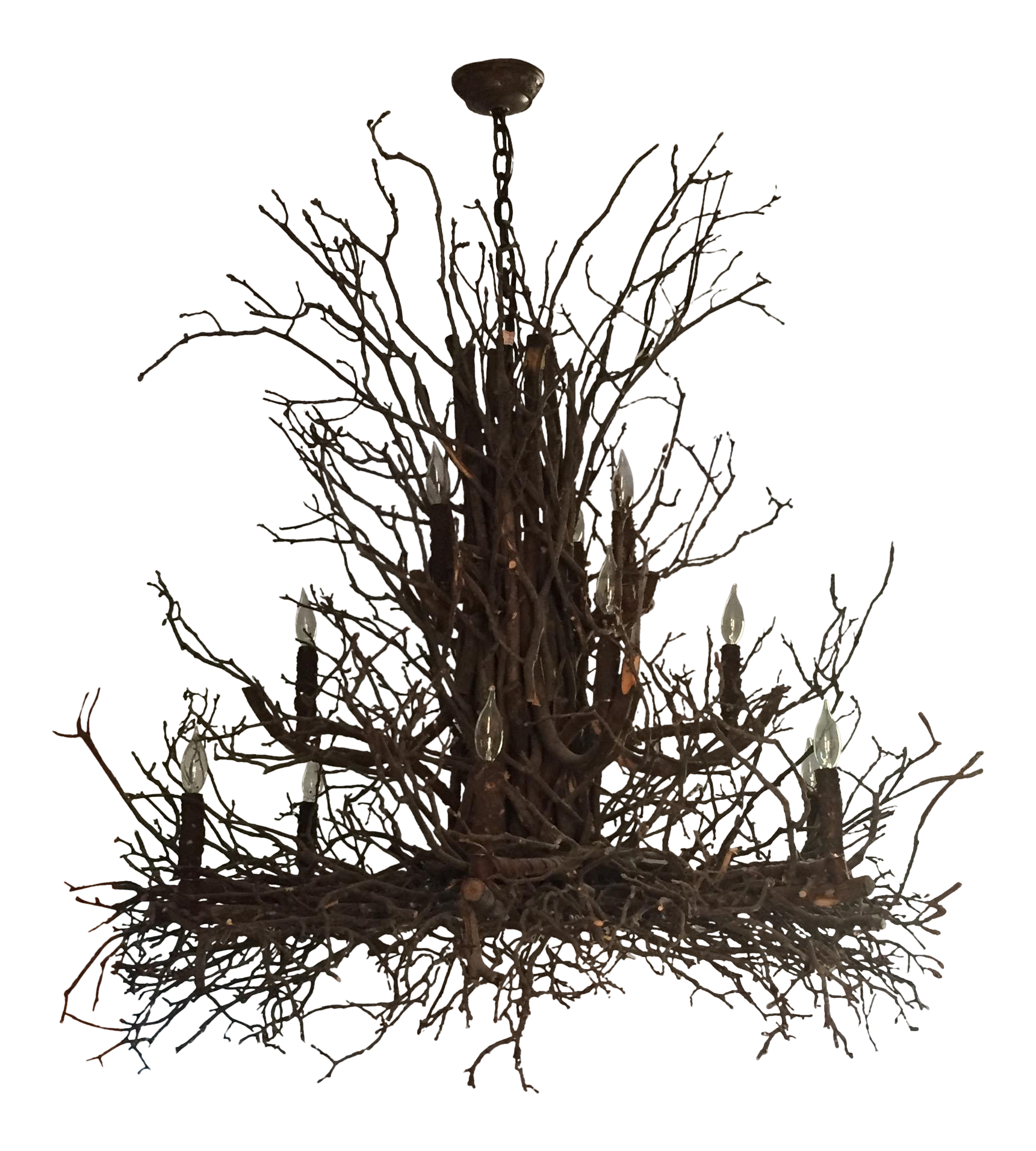 Willow Branch Chandelier