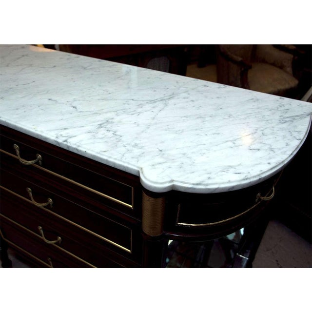 Maison Jansen French Directoire Style Server For Sale - Image 5 of 8