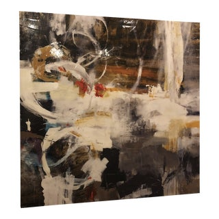 Abstract Giclee on Canvas Print For Sale