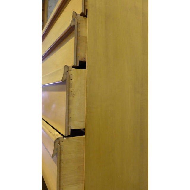 Baumritter Mid-Century Modern Dresser - Image 5 of 6