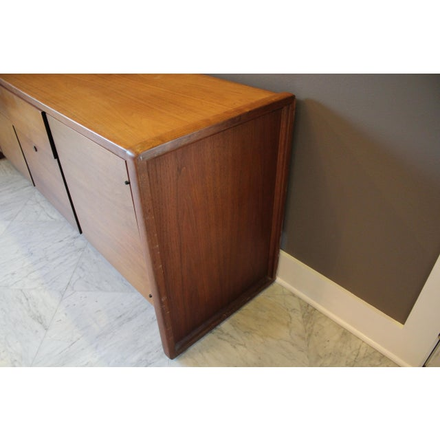 Mid-Century Modern, Teak Credenza Attributed to Milo Baughman - Image 3 of 11
