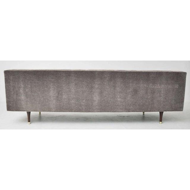 Brass Dunbar Sofa by Edward Wormley For Sale - Image 7 of 8