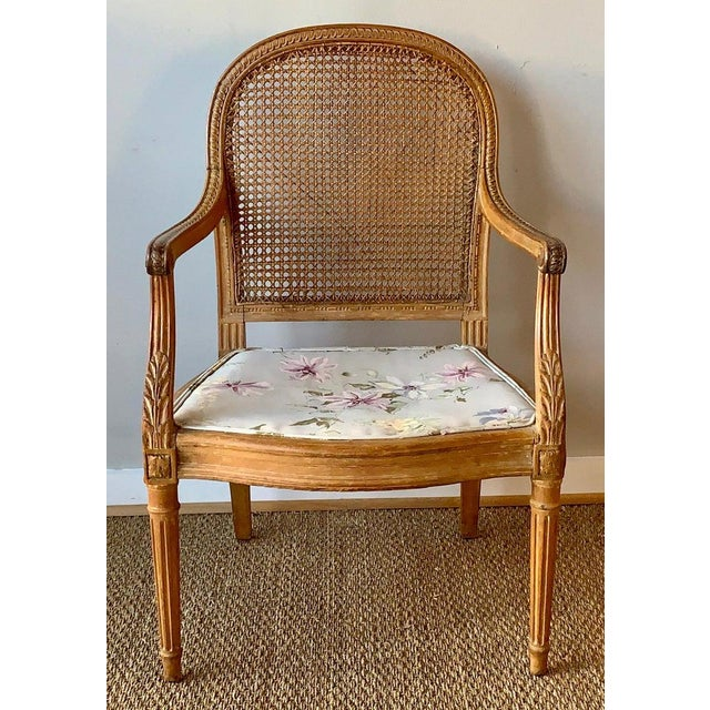 Pair of 19th Century French Fauteuils For Sale In Richmond - Image 6 of 10