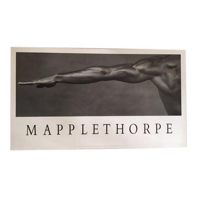Derrick's Cross, Robert Mapplethorpe Lithograph - Image 1 of 7