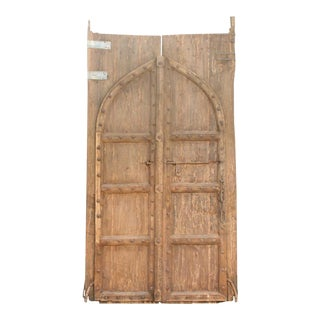 Pair of Antique Spanish Colonial Doors For Sale