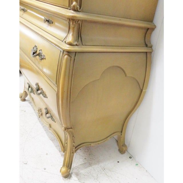 French French Style Bombay Chest of Drawers For Sale - Image 3 of 8