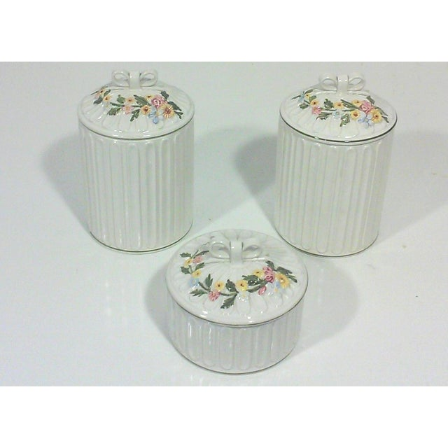 Italian Apothecary Jars - Set of 3 - Image 2 of 7