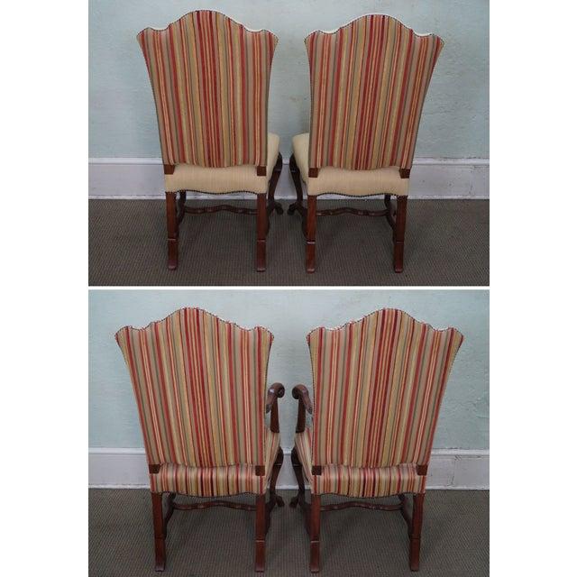 Alfonso Marina Treviso Mahogany Dining Chairs - 10 - Image 4 of 10