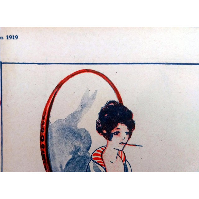 """1919 Le Sourie """"Girls Day Off"""" Print - Image 3 of 10"""