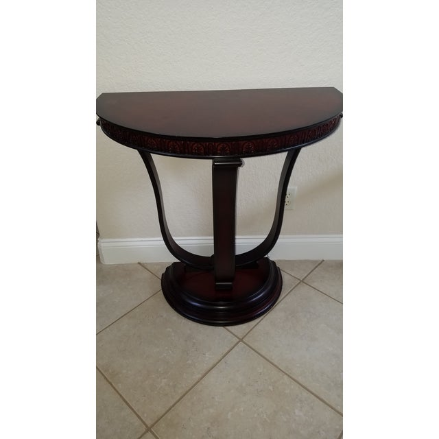 The Bombay Company Accent Table - Image 2 of 3
