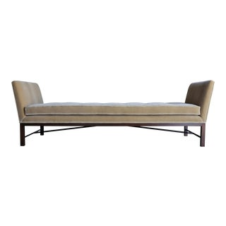 Vintage Mid Century Edward Wormley Daybed for Dunbar For Sale