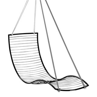 Curve Hanging Swing Chair For Sale