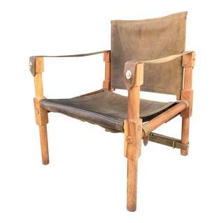 Danish Safari Folding Chair
