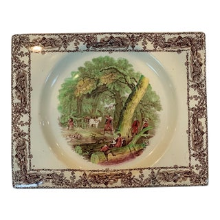 Biarritz Platter-Tray by Clarice Cliff For Sale