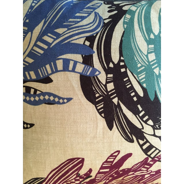 Missoni Home Designer Mezewele Throw Pillow For Sale - Image 9 of 11