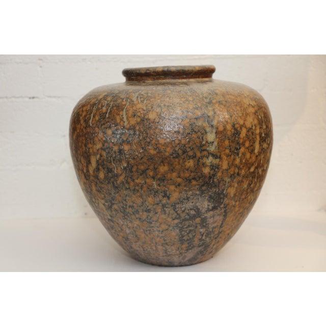 Large Art Pottery Vase by Hiroshi Nakayama & Judy Glasser For Sale - Image 10 of 10