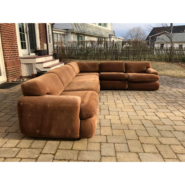 Vintage 1970s Vladimir Kagan Modular Sectional Sofa by Preview For Sale In Boston - Image 6 of 13