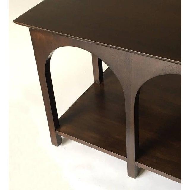 Robsjohn-Gibbings Coliseum Tables - A Pair For Sale In Palm Springs - Image 6 of 6