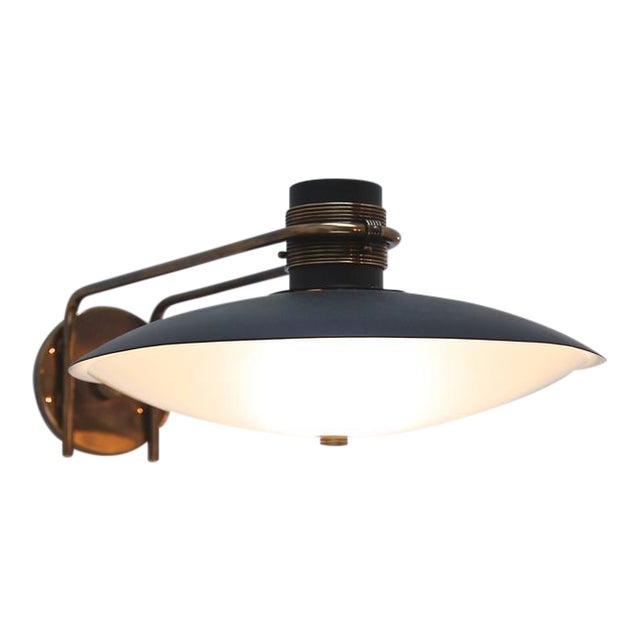 Italian Studio Wall Lamp For Sale