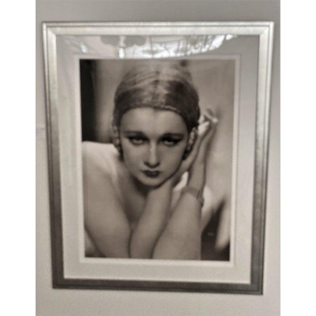 Vintage 2000 George Hurrell Anita Page Digital Photograph Based on Restored 1930 Negative For Sale - Image 9 of 9