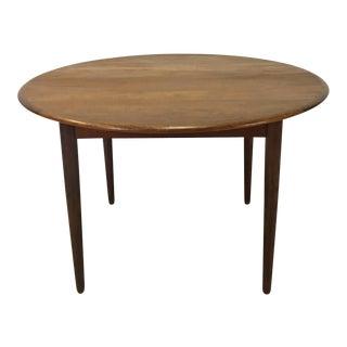 Danish Modern Teak Dining Table by Arne Vodder for Sibast For Sale