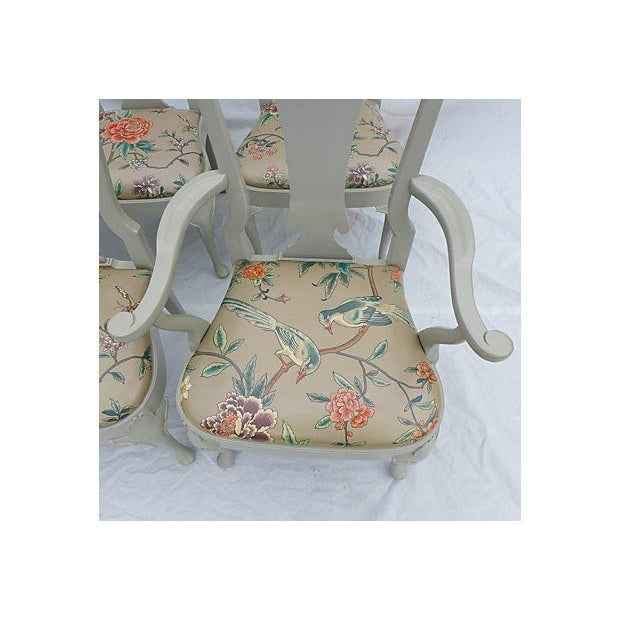 Coastal Living Henredon Dining Chairs - S/6 For Sale - Image 5 of 9