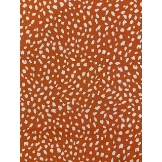 Dana Gibson Stroheim Little Ditty 1 3/8 Yards of Fabric For Sale