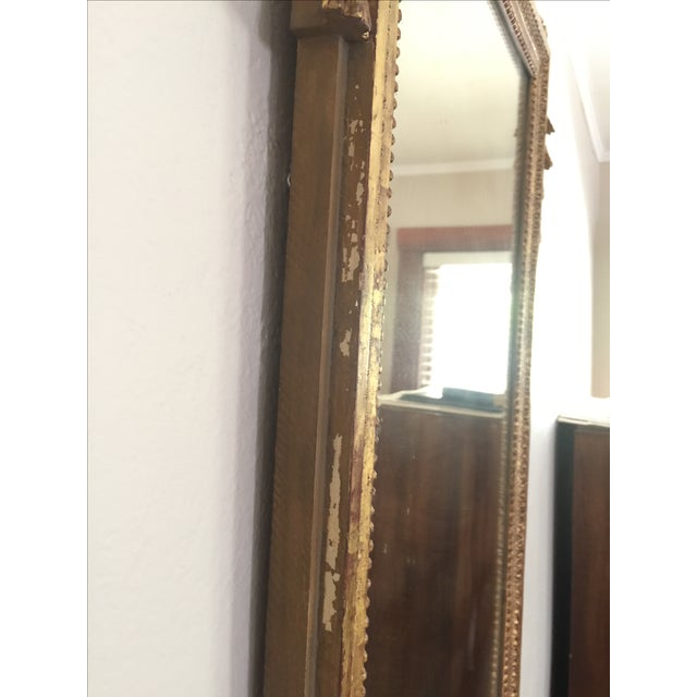 Antique French Gold Leaf Gilt Mirror - Image 5 of 9