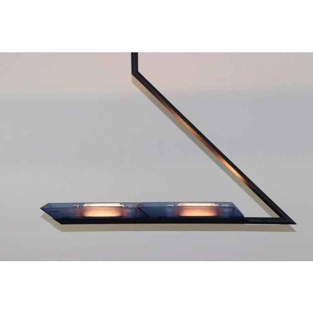 Mid-Century Modern Vintage Mid-Century Modern Murano Glass Pendant Lamp For Sale - Image 3 of 13