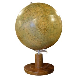 German Spinning Globe