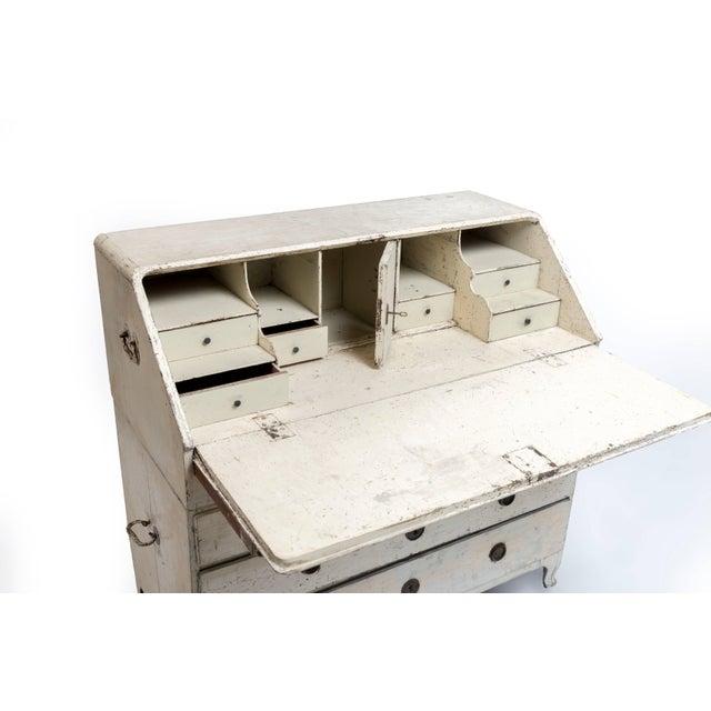 Wood Swedish Scriban For Sale - Image 7 of 10