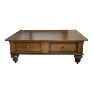 Ethan Allen Coffee Table For Sale