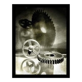 """Contemporary Black & White Photography Print """"Prismatic #18"""" For Sale"""