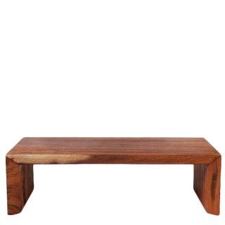 Modern Waterfall Coffee Table For Sale