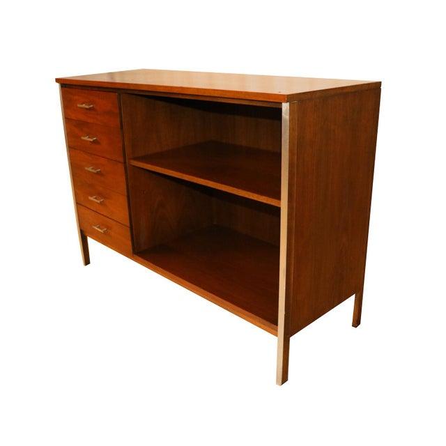 Handsome, classic, mid-century modern dresser. Designed by Paul McCobb for Calvin Furniture. Features sleek, clean, modern...