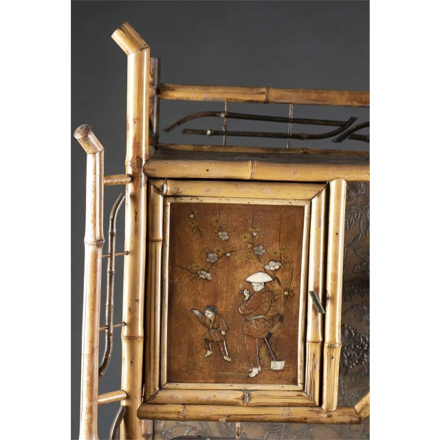 19th Century Chinoiserie Cabinet For Sale In Washington DC - Image 6 of 7