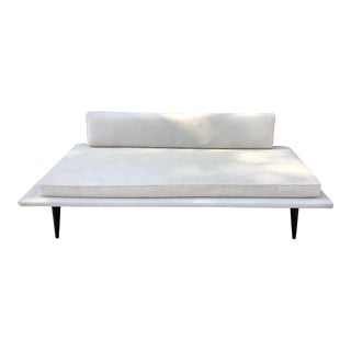 Mid Century Daybed with Peg Legs