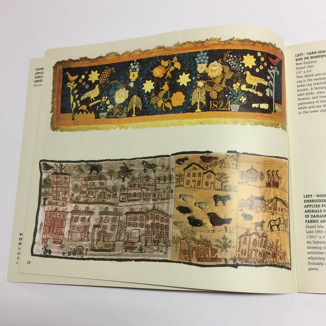 2000s Light From the Past Early American Rugs Book For Sale - Image 5 of 10