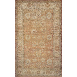 Mansour Fine Handmade Agra Rug For Sale