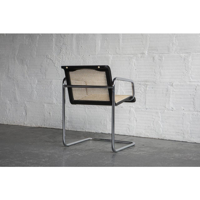 Marcel Breuer Style Armchair - Image 7 of 10