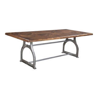 Singer Industrial Dining Table